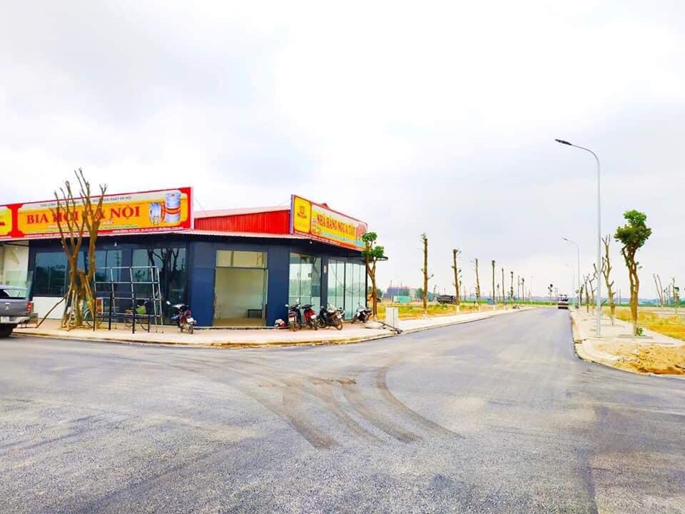 Khu Đô Thị Yên Trung, Thụy Hòa, gần Samsung Bắc Ninh