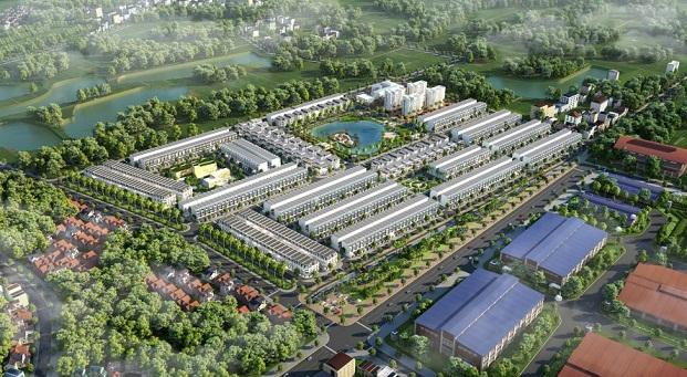 Đất nền Bắc Giang - dự án Khu Đô Thị Kosy Bắc Giang