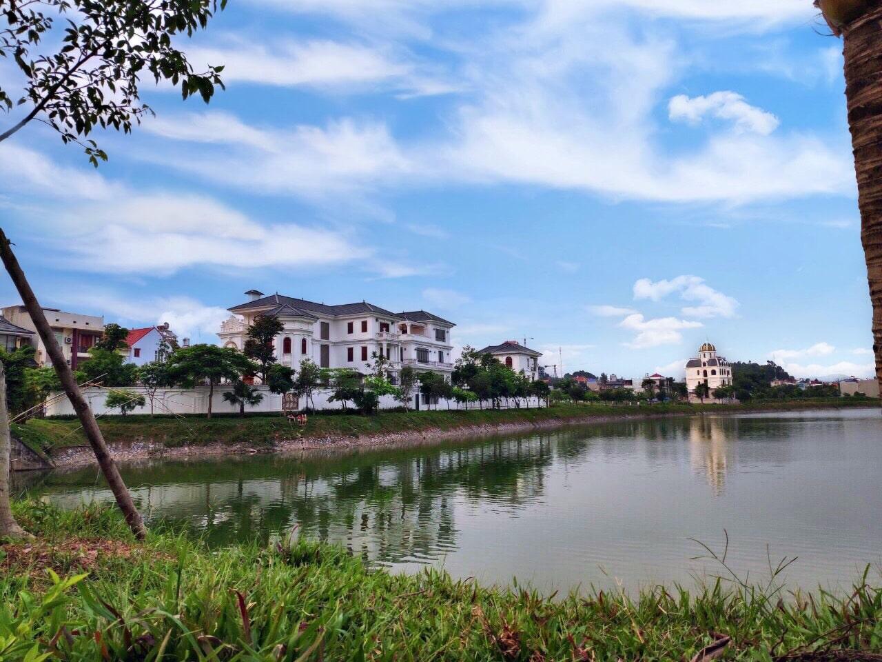 Khu đô thị Hồ Xương Rồng