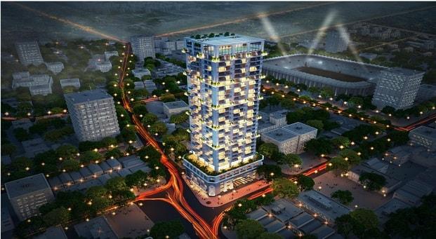 Thái Nguyên Tower