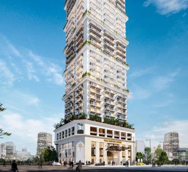 Chung cu cao cấp Thái Nguyên Tower