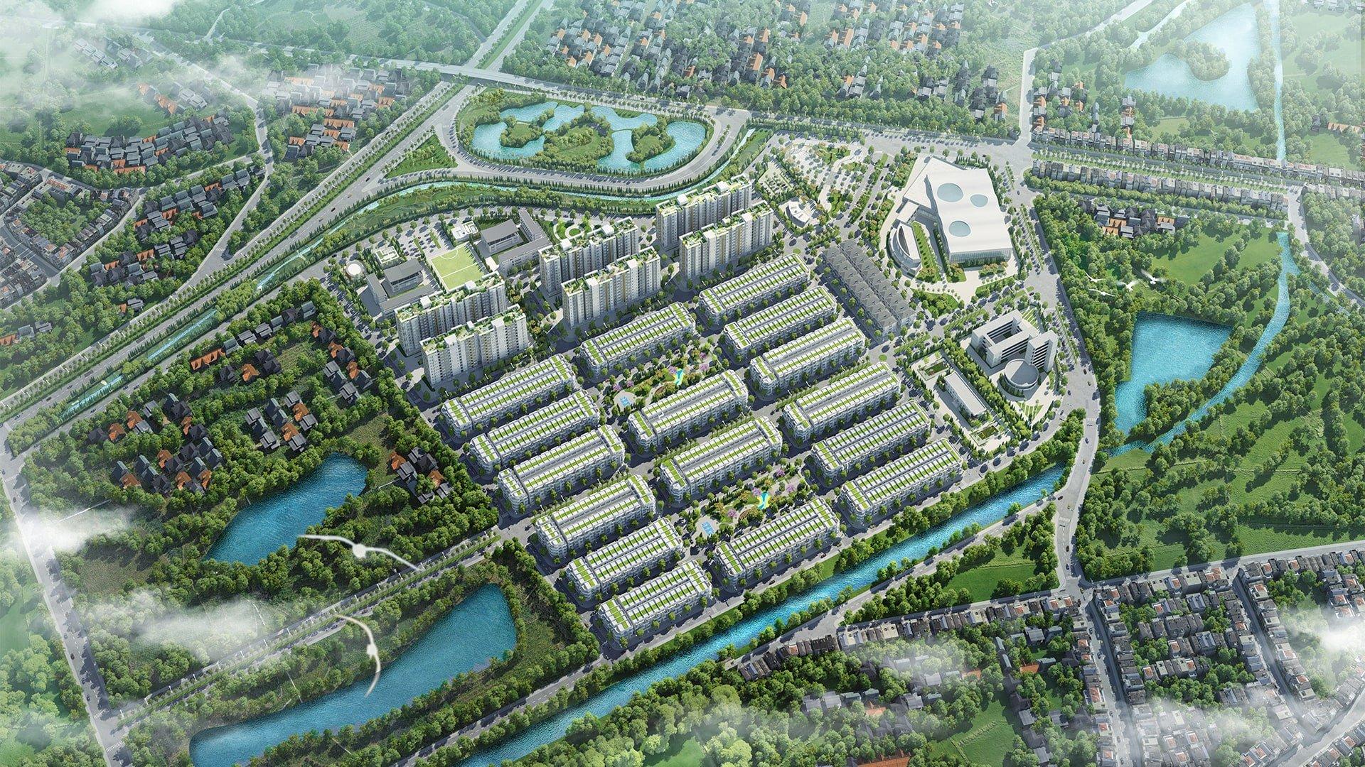 Khu đô thị Him Lam Green Park