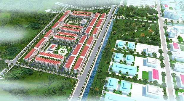 Dũng Liệt Green City, KCN Yên Phong Bắc Ninh